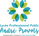 Logo of Moodle LPA Andre Provots
